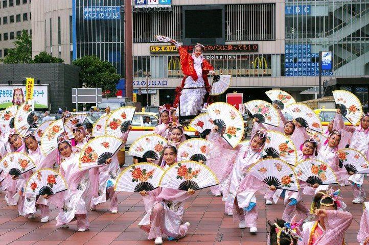 ふくこいアジア祭り_2005