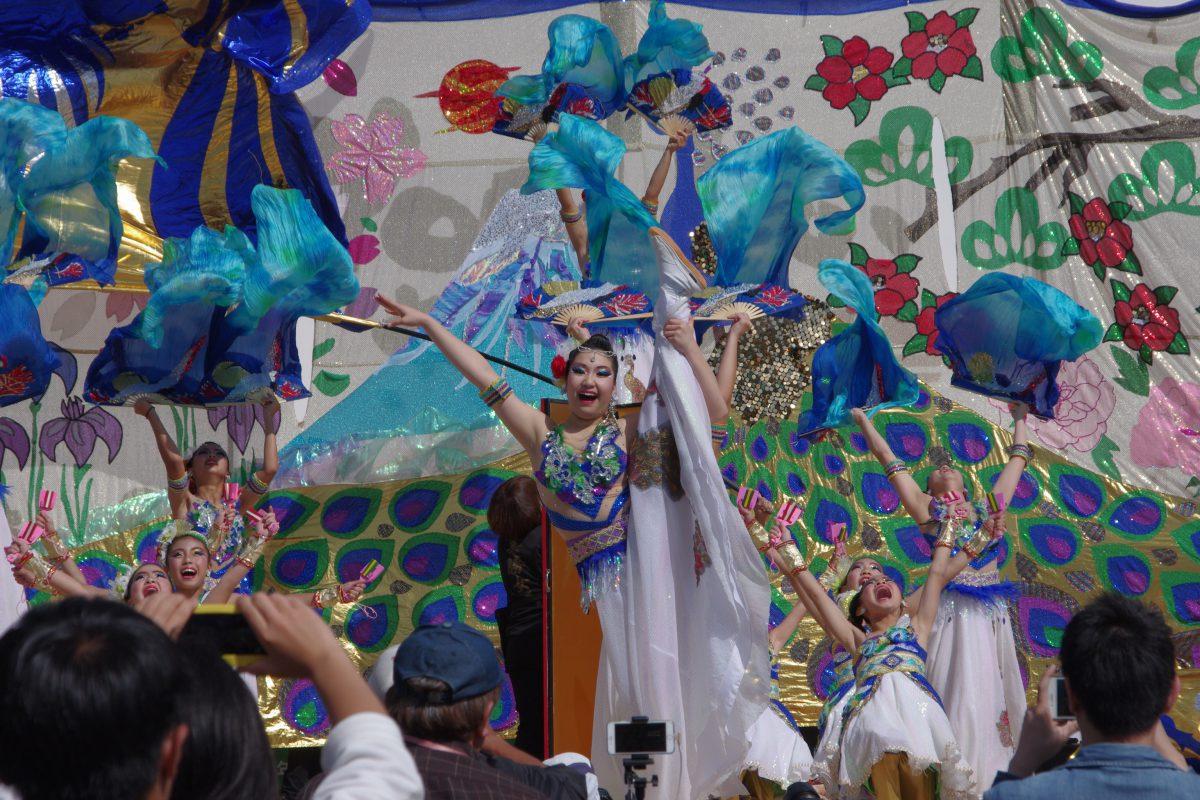 YOSAKOIさせぼ祭り 2018.10.20