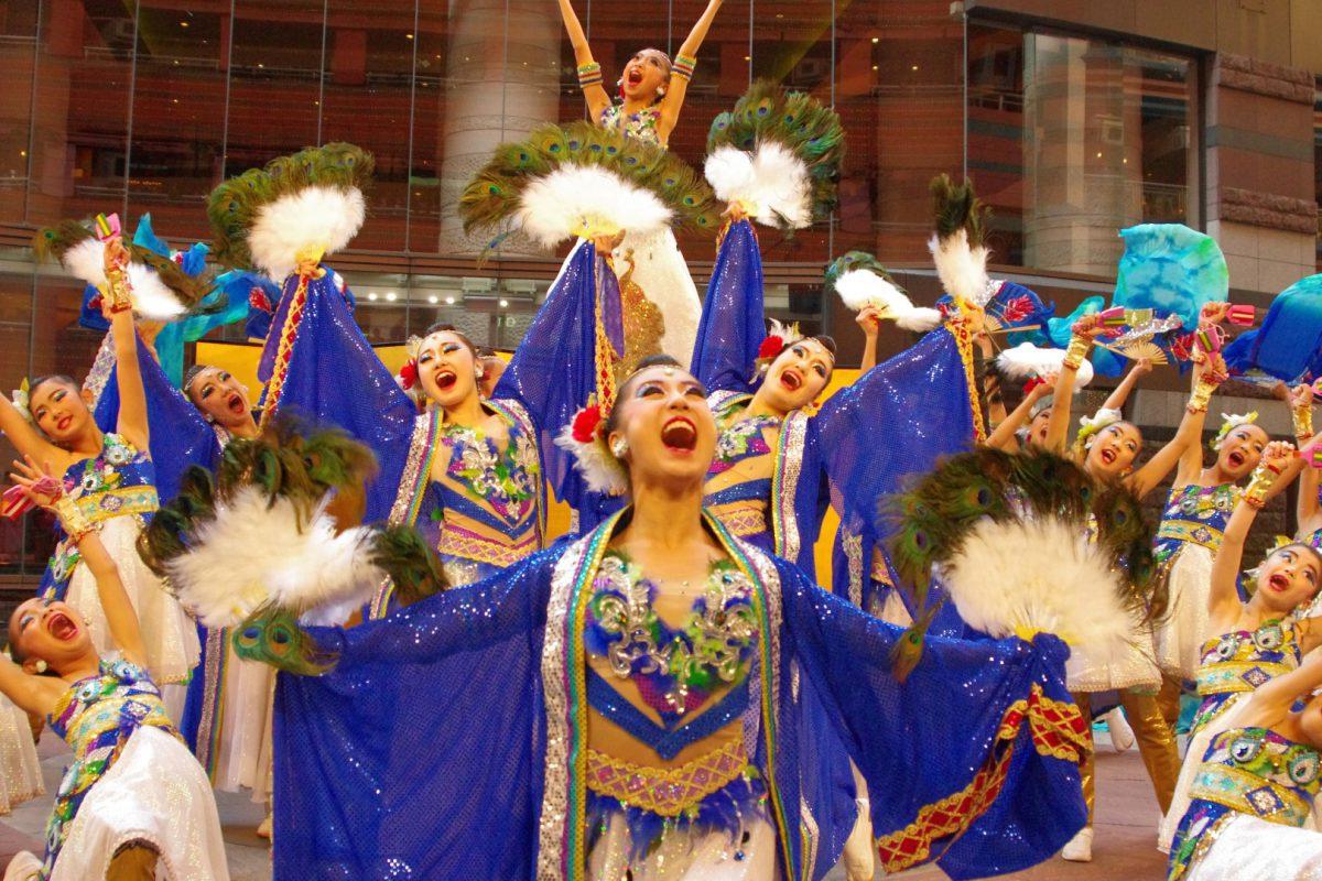 ふくこいアジア祭り2018.11.18 キャナルシティ
